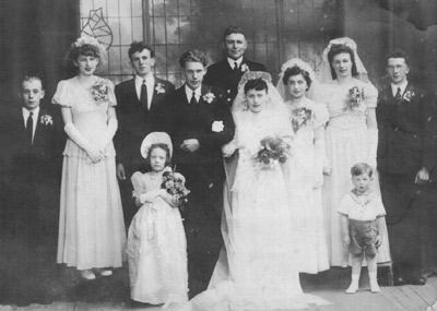 Wedding of Lottie Hounsell and Robert Cooze